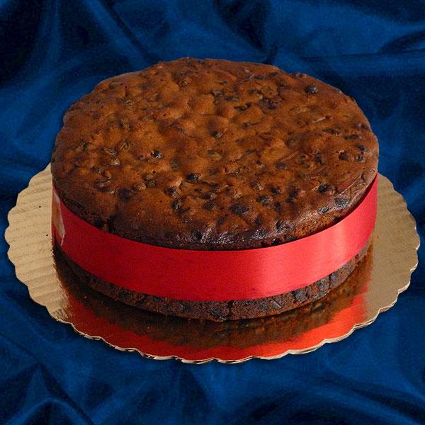traditional english fruit cake