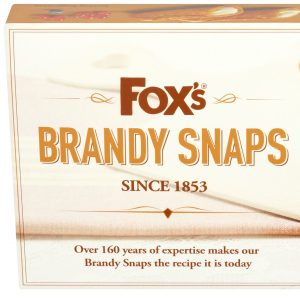 Fox's Brandy Snaps