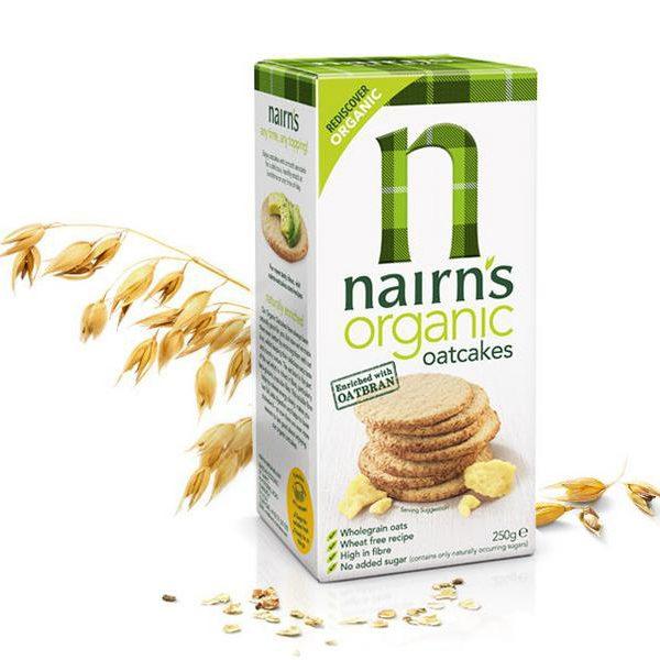 Nairn's Organic Oatcakes