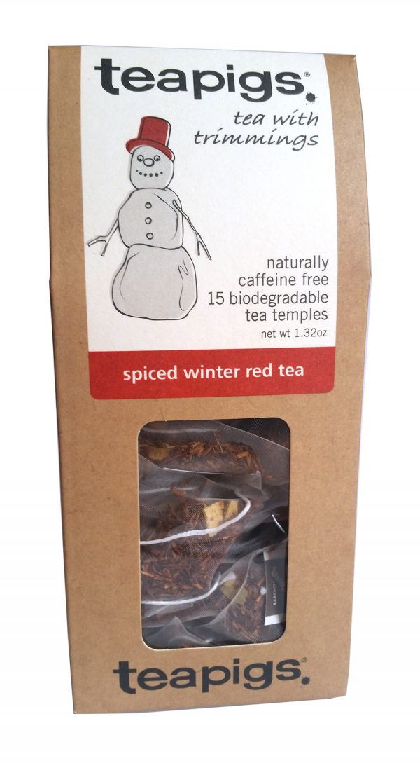 Spiced Winter Red Tea by Tea Pigs
