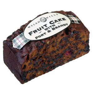 Welsh Hills Gluten Free Fruit Cake